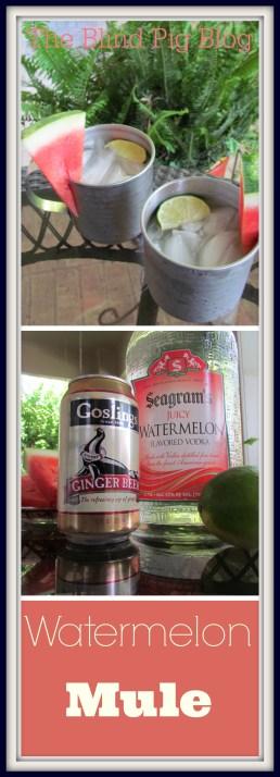 watermelon mule