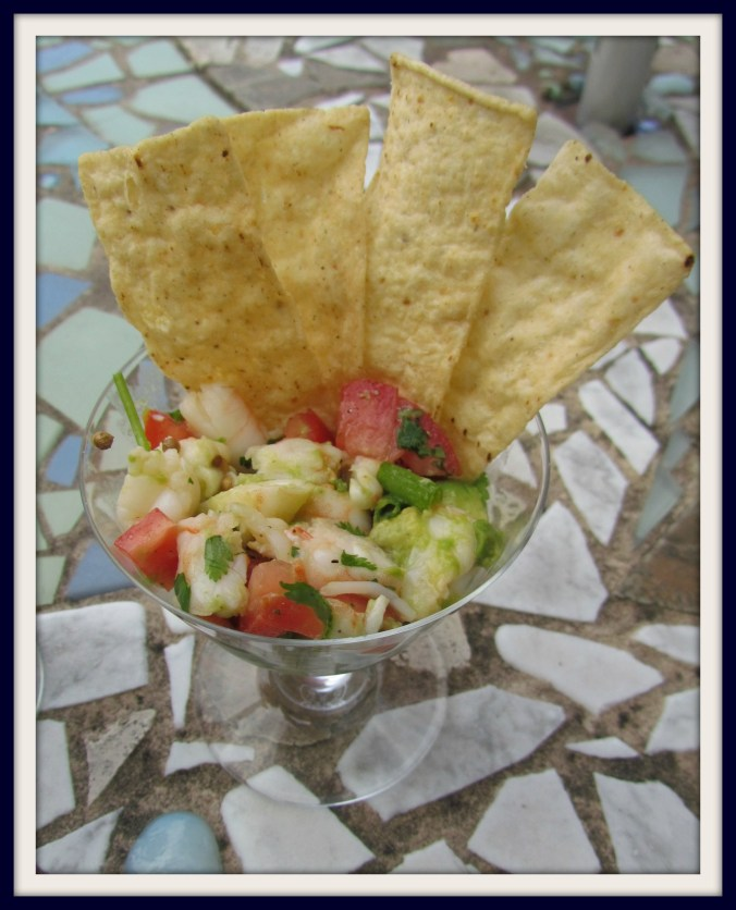Tequila Ceviche