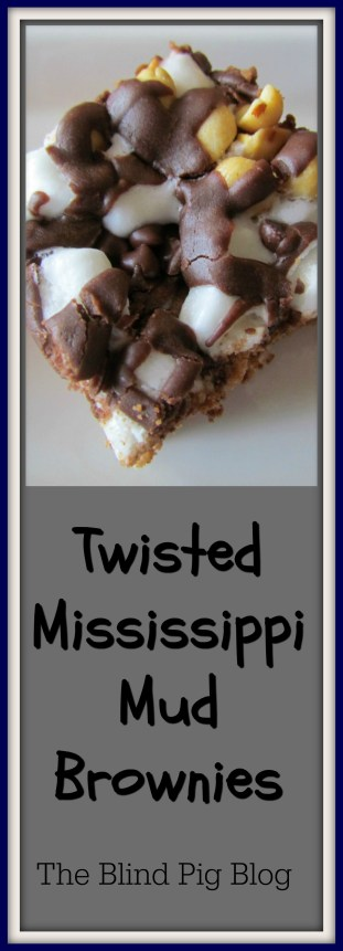 twisted miss mud brownies