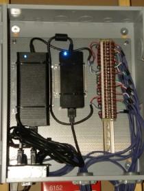 Custom motorization power panel (5)