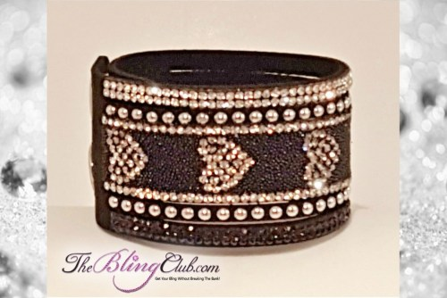 the-bling-club-vegan-leather-black-heart-swarovski-cuff-bracelet