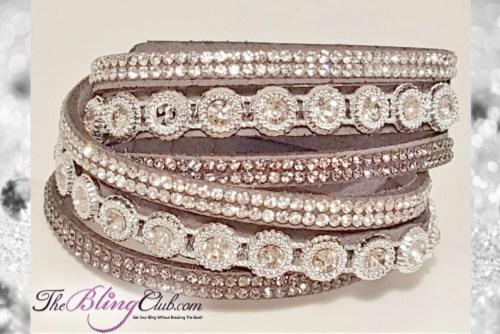 theblingclub-com-modern-antique-grey-wrap-vegan-leather-crysatal-bracelet