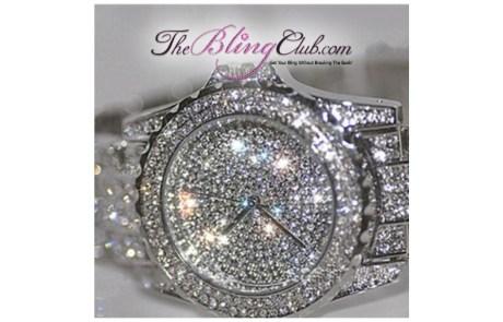 Big Bling Crystal Watch