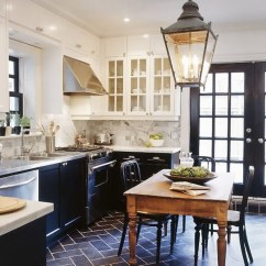 Kitchen Lanterns Cabinet Door Pulls 10 Lantern Inspirations The Blissful Bee Today I Thought It Would Be Fun To Gather Up My Favorite Applications Of These Oversized In Kitchens Particular What Do You Think