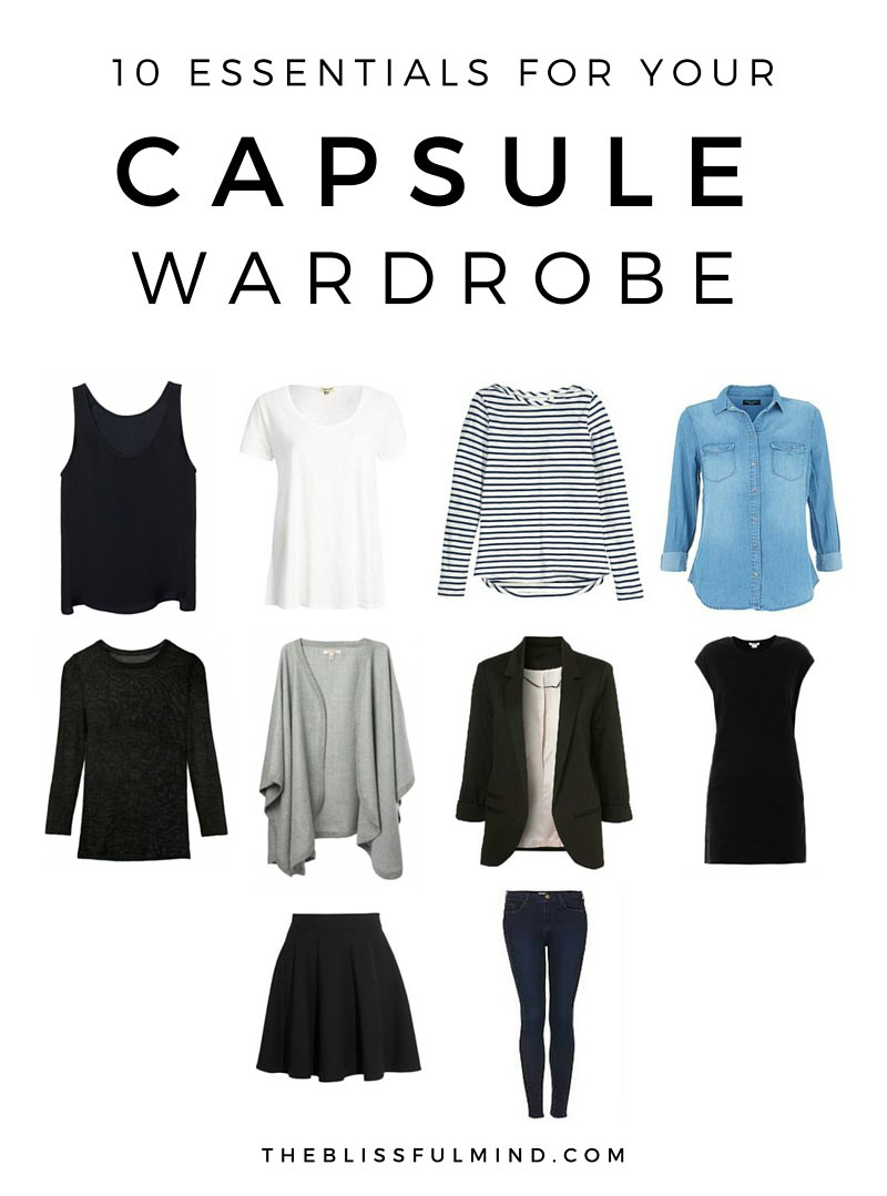 Concevoir une garde robe minimaliste  – ZITA HOME