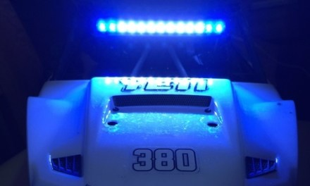 Installing the RPP Trail Torch and Six Shooter LED light bars onto an Axial Yeti