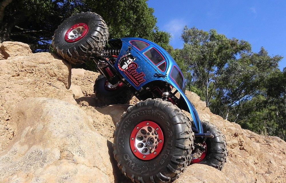 Project Thunderchild II – RC4WD Bully MOA crawler