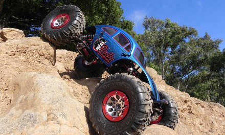 Project Thunderchild II – RC4WD Bully MOA crawler