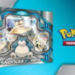 Unboxing: Pokemon Snorlax GX box