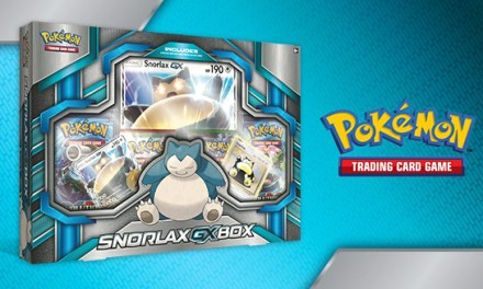 Unboxing: Pokemon Snorlax GX box
