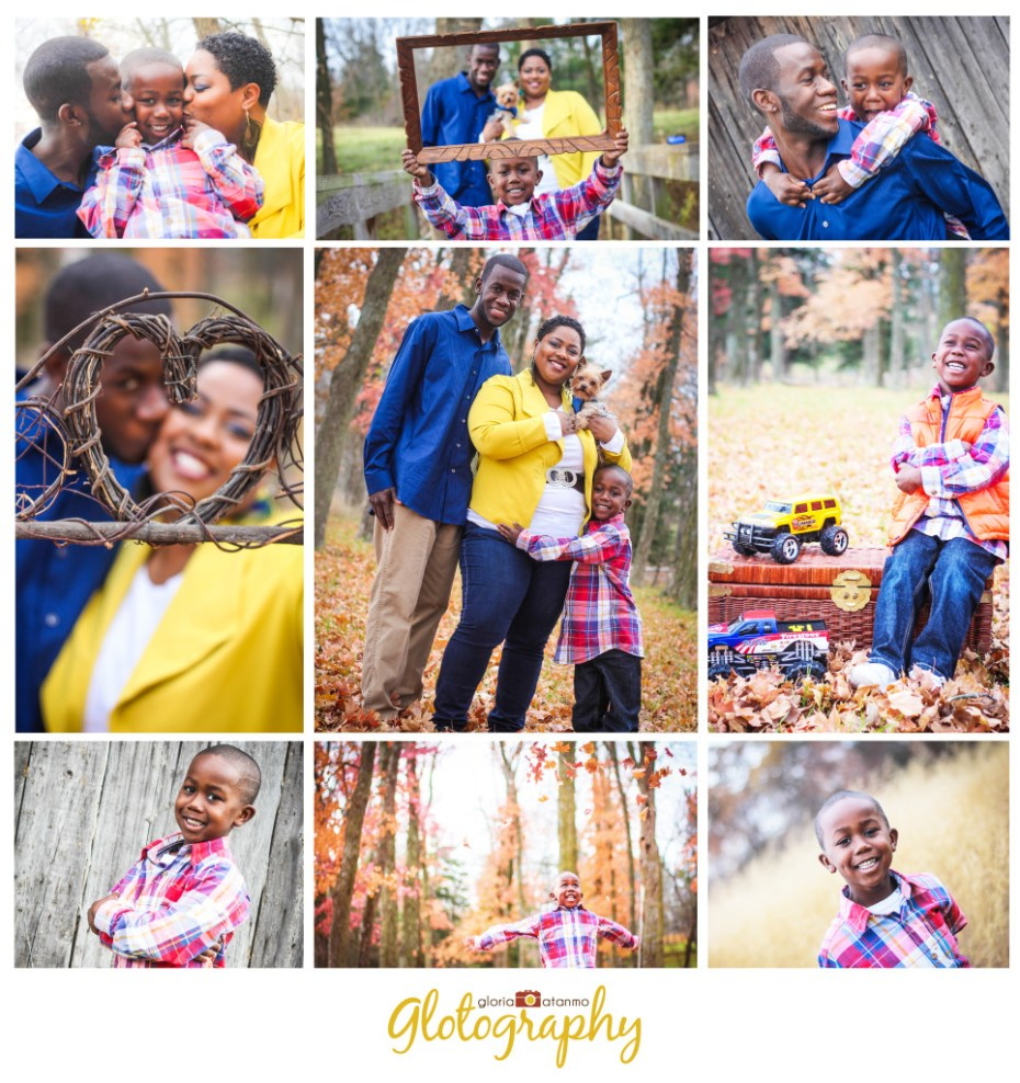 Family Photo Shoot, Lawrence, Kansas, USA