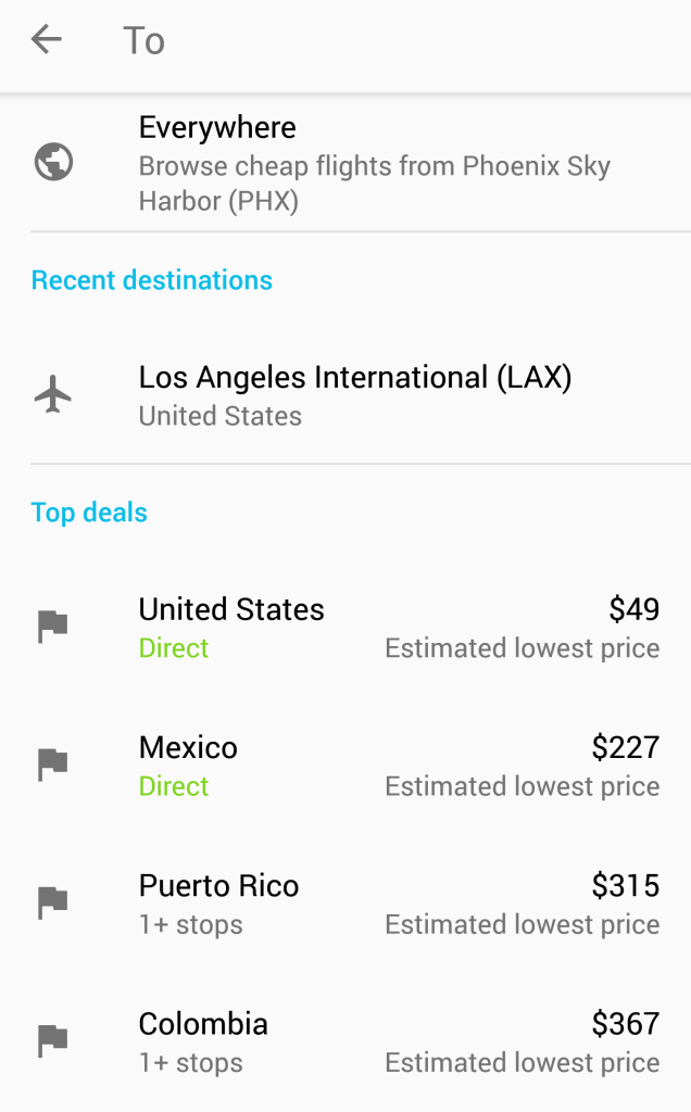 Skyscanner App Review & Tutorial