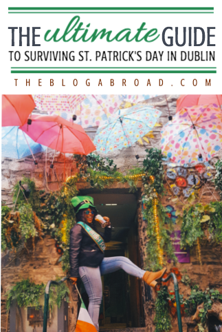 Survival Guide to St. Patrick's Day | TheBlogAbroad.com