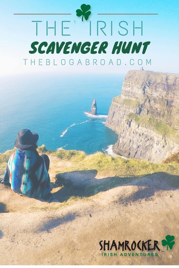 Irish Scavenger Hunt | TheBlogAbroad.com