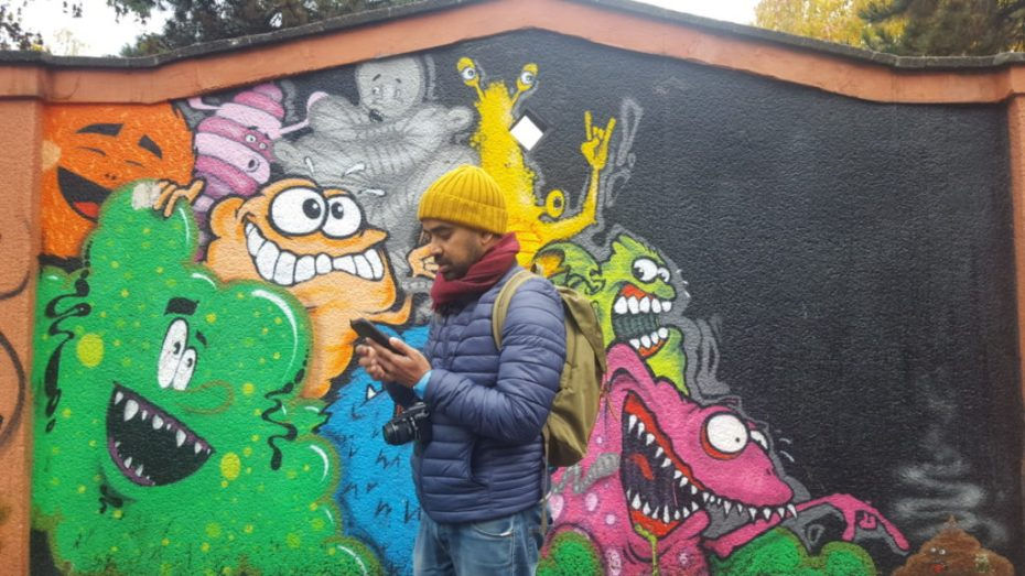 Street Art Photo Essay | Our Road Trip Through Germany | TheBlogAbroad.com