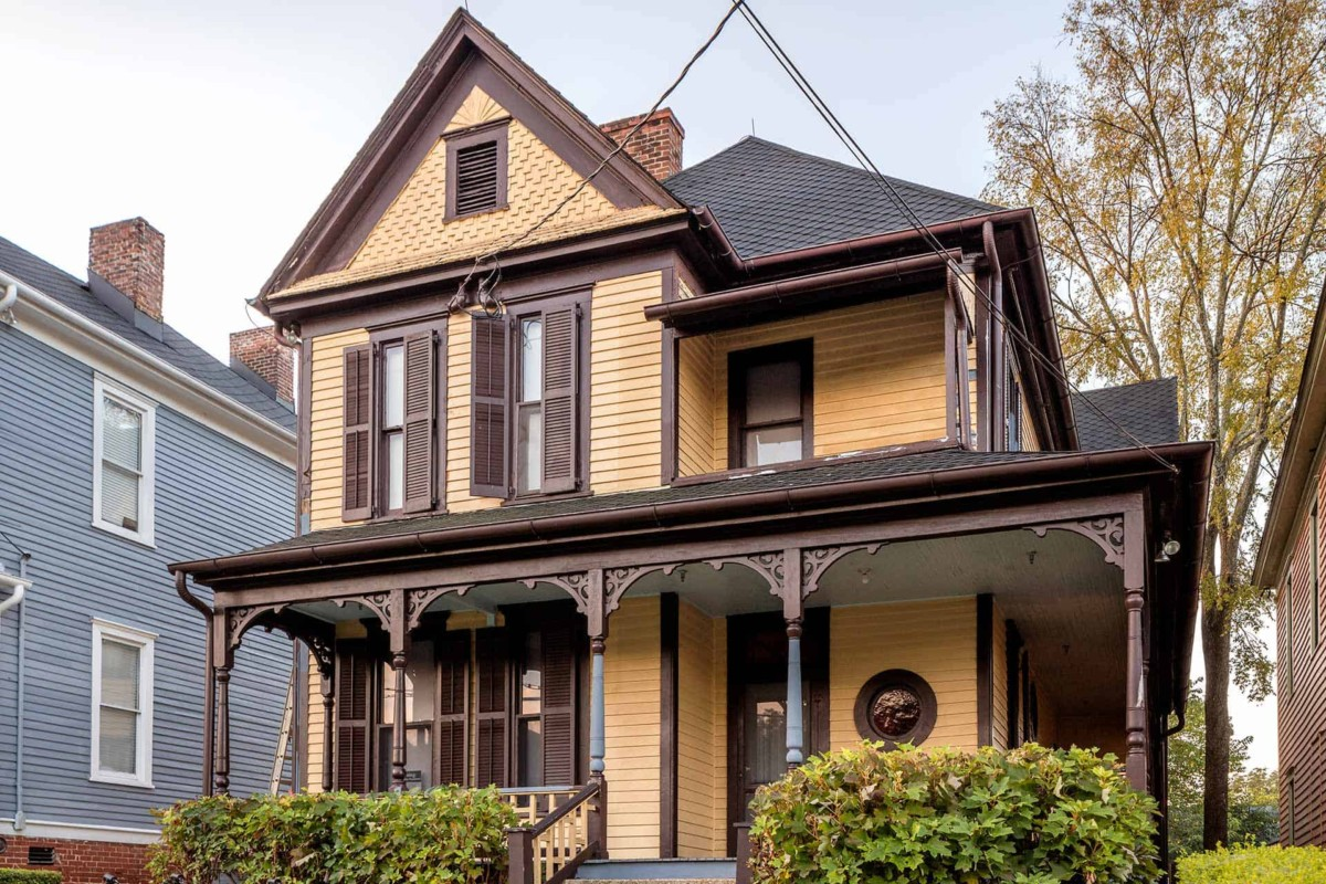 Martin Luther King Jr S Childhood Home Theblogabroad Com The