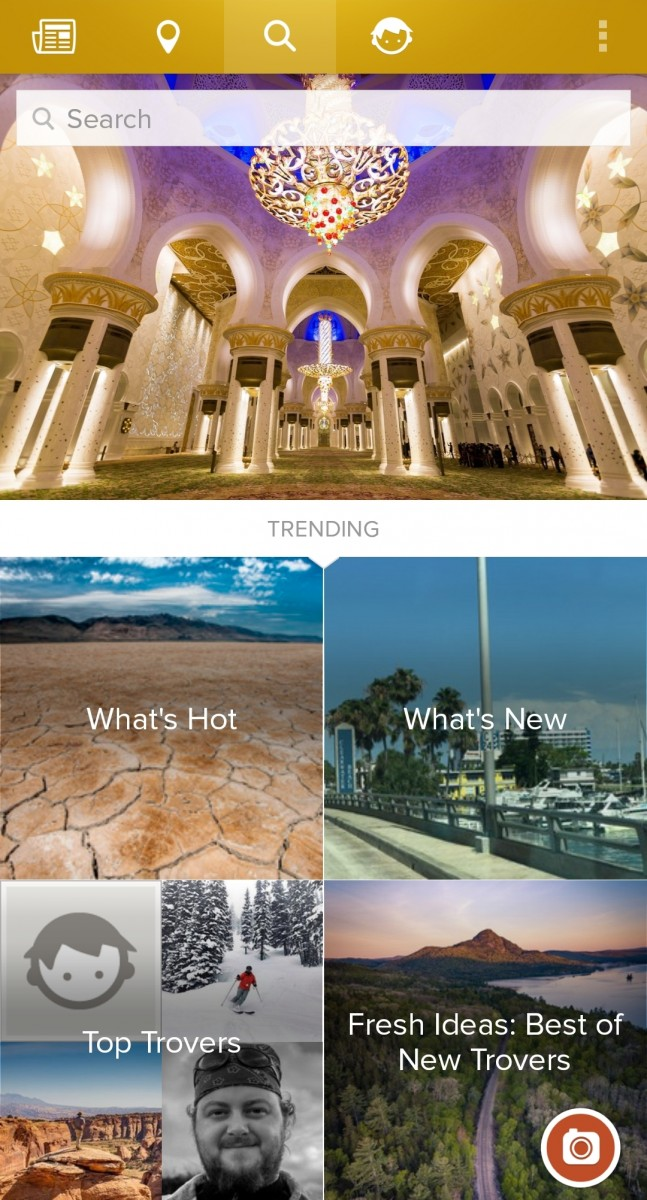 Trover: The Best Photo & Tip-Sharing App For Travelers!   TheBlogAbroad.com