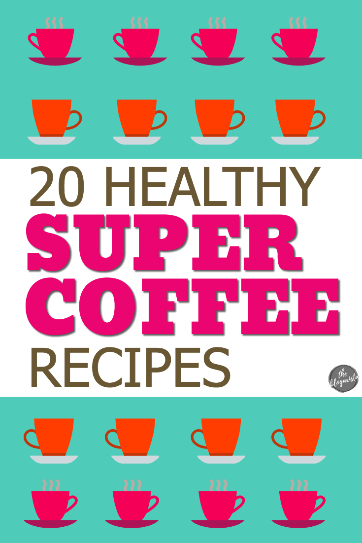 Super coffee | Power coffee: Did you know that coffee, when consumed in moderation is actually healthy? If you can't picture life without your morning java here is some great news for you! Your regular healthy coffee can be even healthier if you add the right ingredients to your morning drink. They call it super coffee, and I have gathered 20 amazing and healthy ways to give your coffee a superfood boost! Super Coffee Recipes | Healthy Breakfast Recipes | Caffeine Free Coffee Alternatives | Dairy Free Coffee Creamers