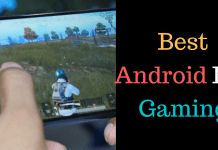 Best Android For Gaming