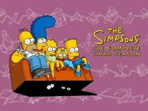 The Simpsons – Season 3: TV Review
