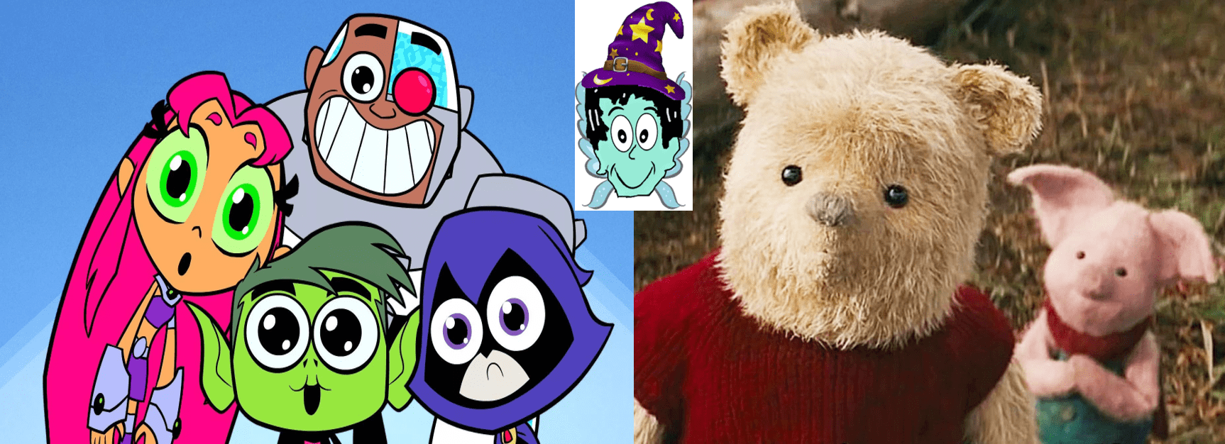 The BC's Kiddie Corner: Teen Titans Go! To The Movies & Christopher Robin