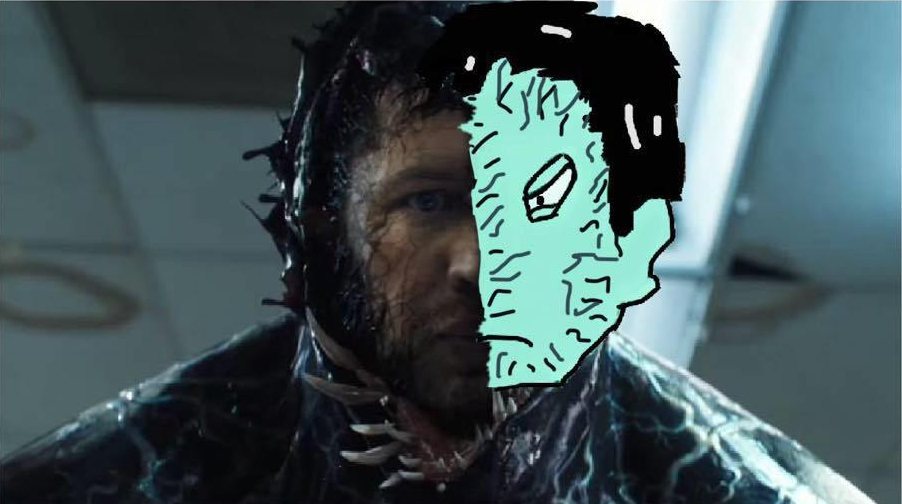 Venom is neither bad nor good, but a combination of both!