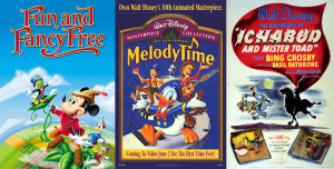 The Disneyathon – Part 4: The Package Movies