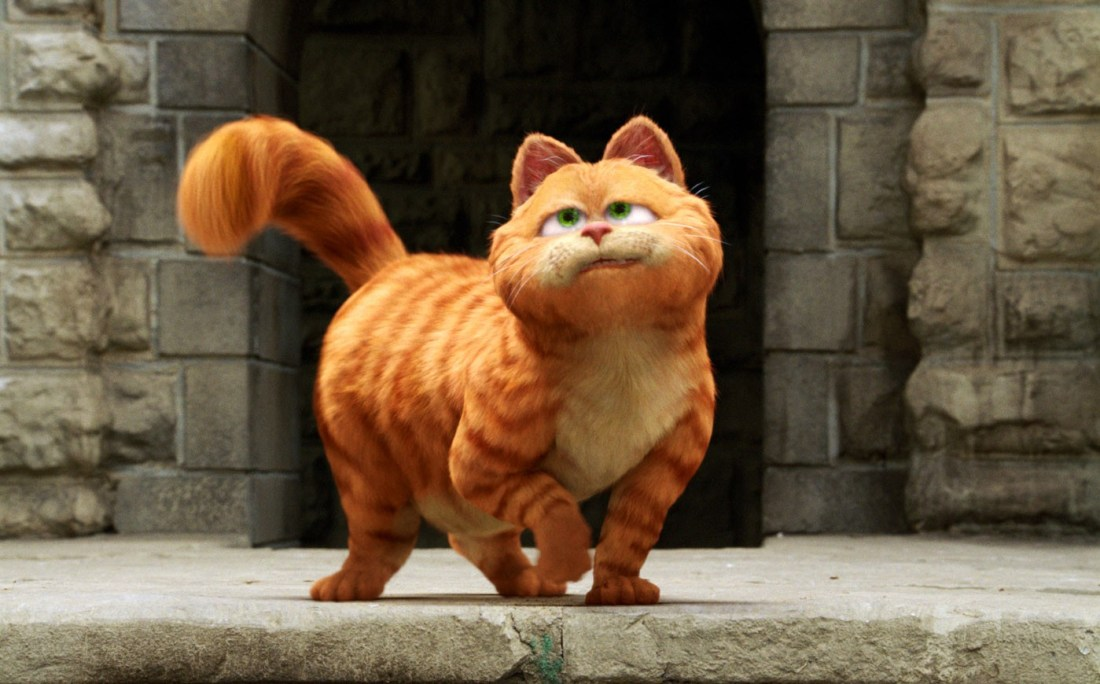 GARFIELD: A TALE OF TWO KITTIES, Garfield, (voiced by Bill Murray), 2006, TM & Copyright (c) 20th Ce