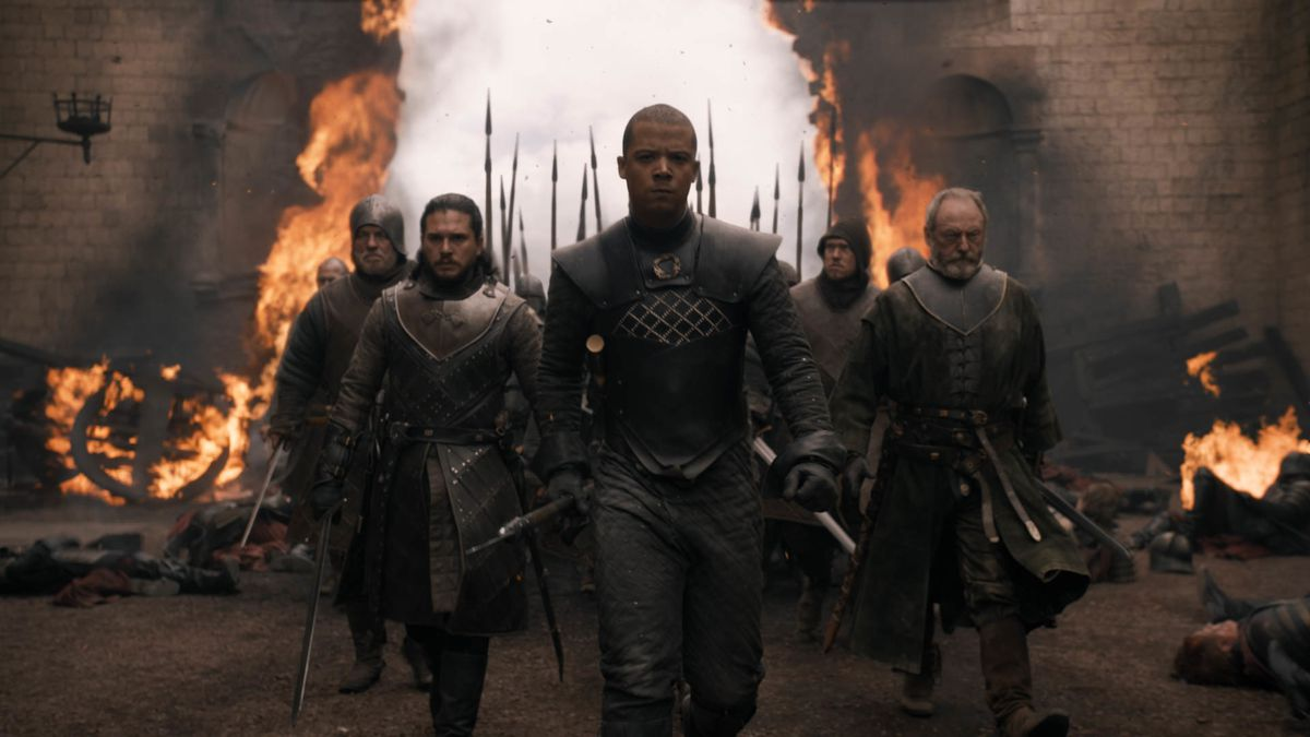 My Ending to Game of Thrones: Part 4 – Rewriting The Battle of King's Landing