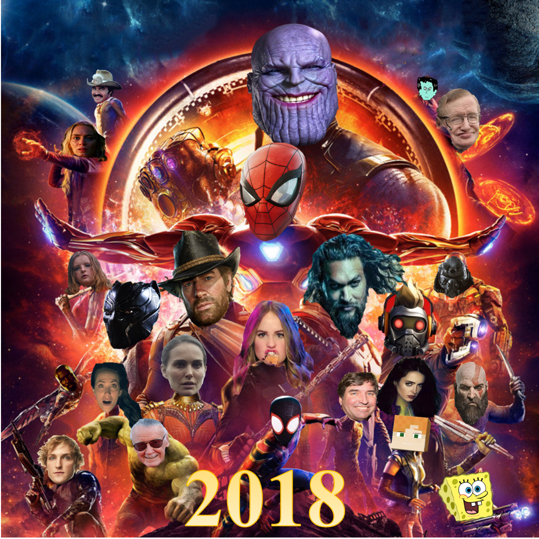 2018 one