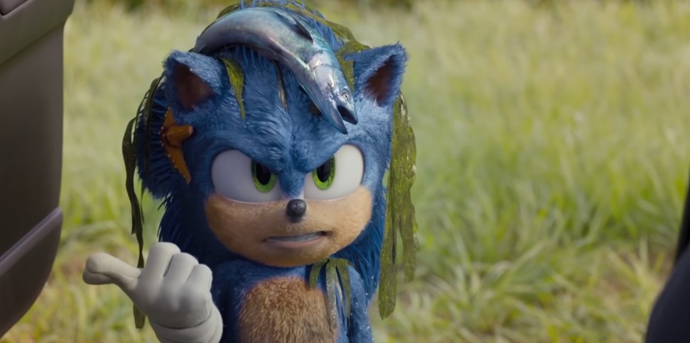 Sonic the Hedgehog: Painfully Average!