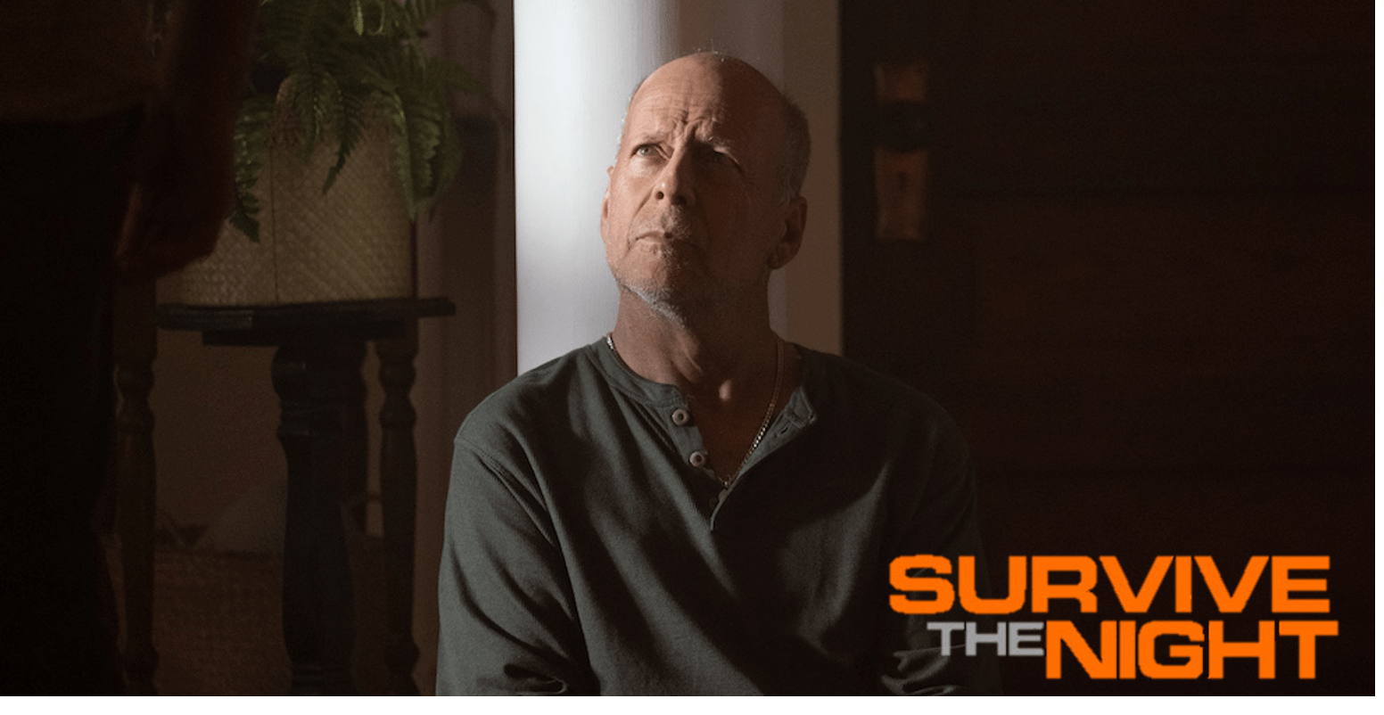 Survive The Night: A Bruce Willis Blunder