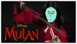 Mulan is a Stinker!