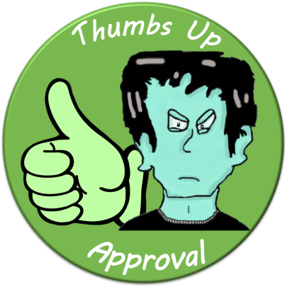 Just the Thumbs up Approval