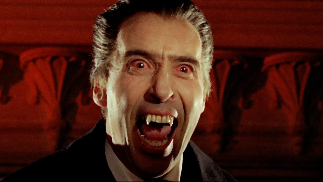 Halloween Request: Dracula (1958)