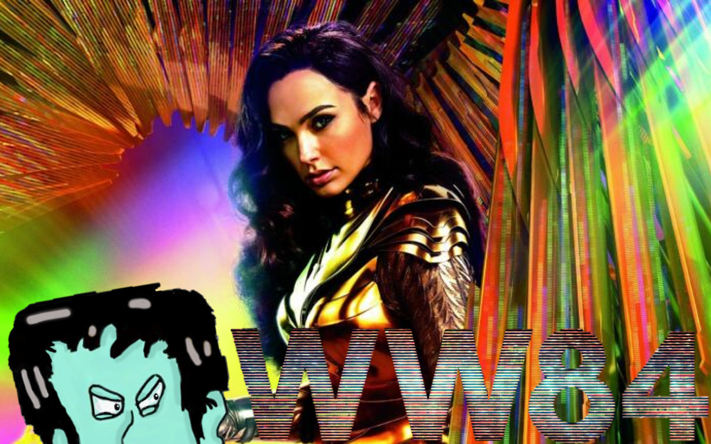 Wonder Woman 1984 is a Misleading Mess!