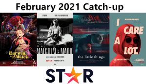 February 2021 Catch-up