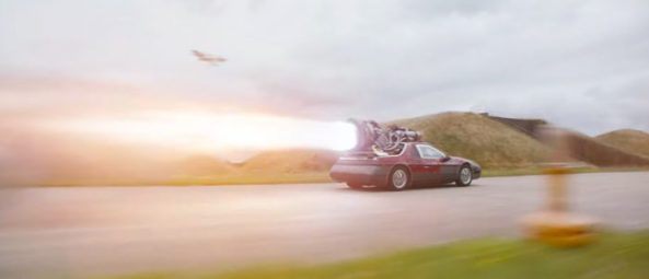 Rocket Cars!