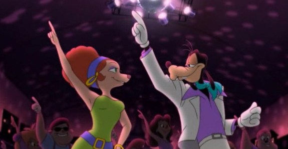 Shake Your Groove Thing with Goofy and his miss