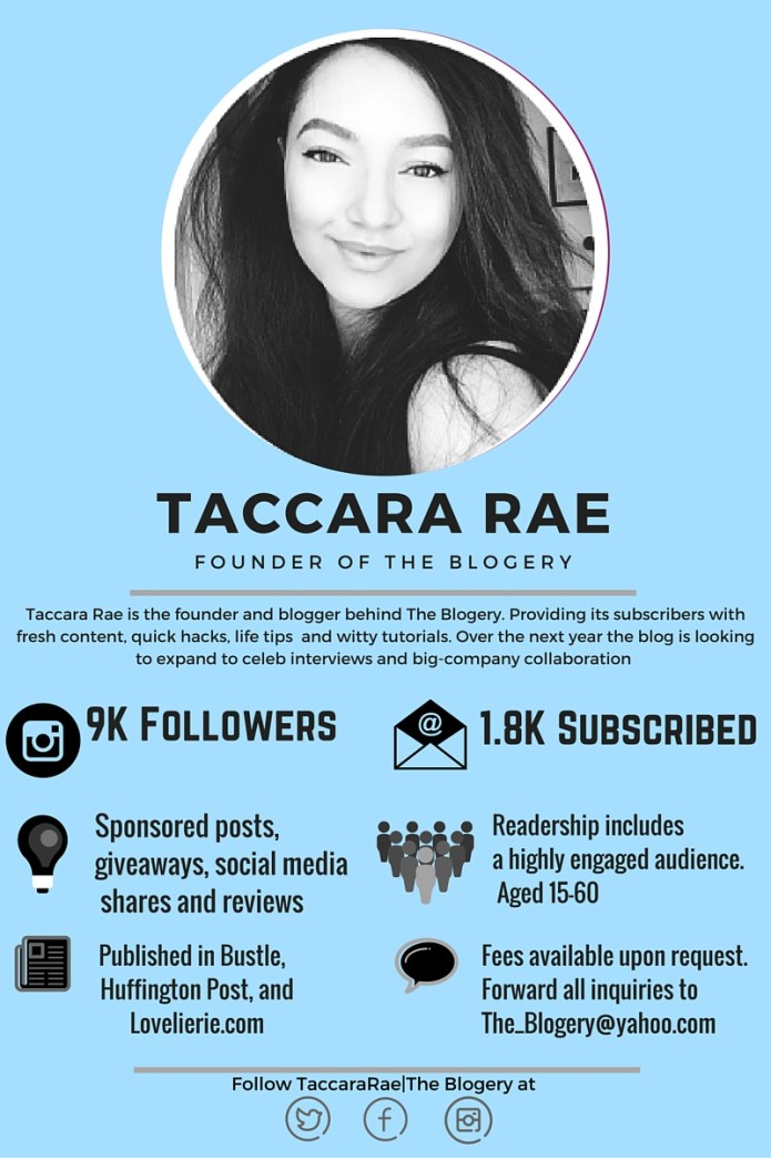 Blogery Media Kit