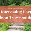 Five interesting facts about Toowoomba: The Garden City