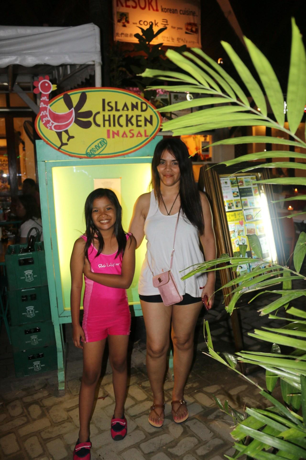 island chicken inasal