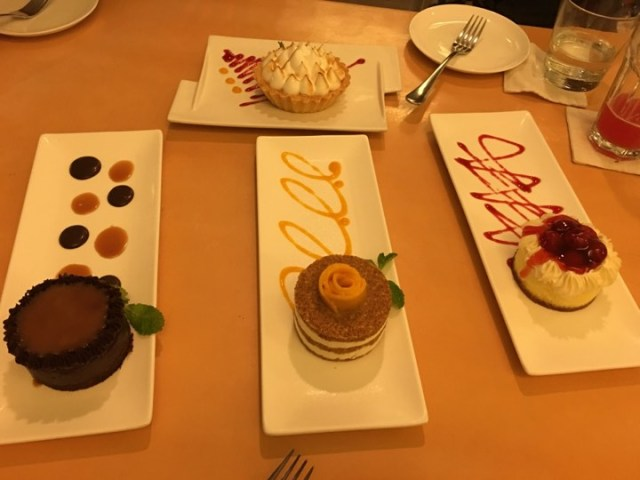 the heavenly desserts at Lemoni Cafe Boracay during our Boracay 2019 Day 3 vacation