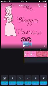 My vlog intro for SPLICE