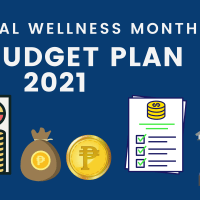 My Budget Plan for 2021