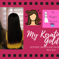 Instant Hair Transformation: My Keratin Plus Gold Hair Treatment Review