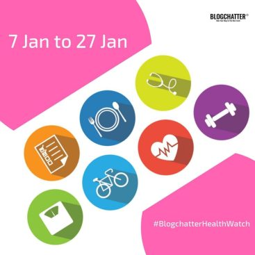 #BlogchatterHealthWatch