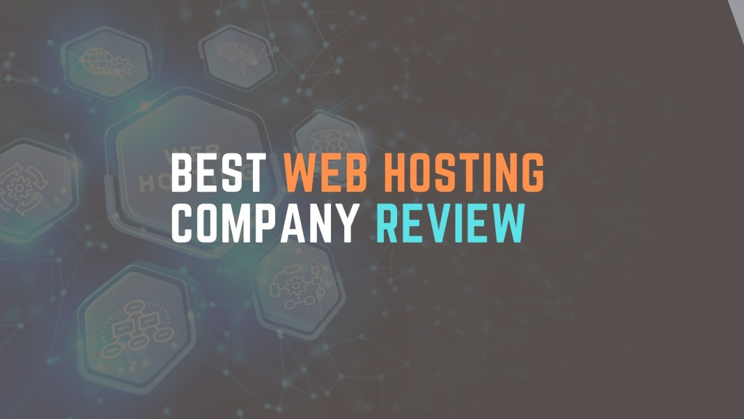 Best Web Hosting Company Review