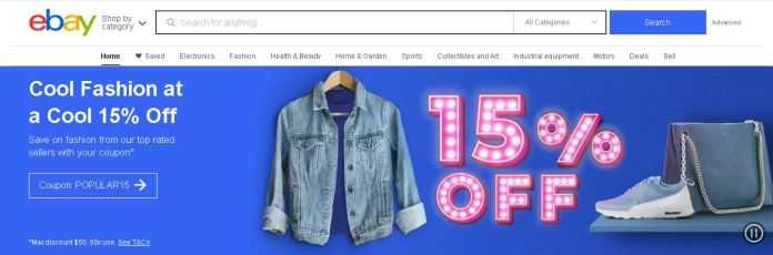 ebay Online Sites For Selling And Buying