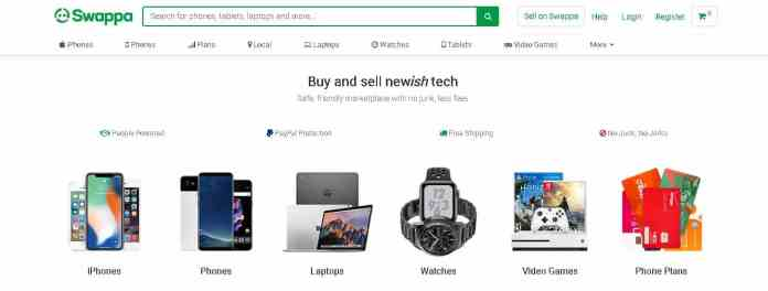 swappa Online Sites For Selling And Buying